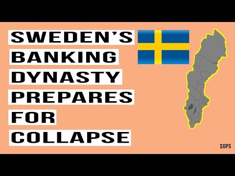 Sweden's Most Powerful Family Preparing For FINANCIAL CRISIS! Will Europe Collapse First?