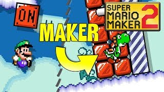 Let's Just Pretend... // ENDLESS SUPER EXPERT [#13] [SUPER MARIO MAKER 2]