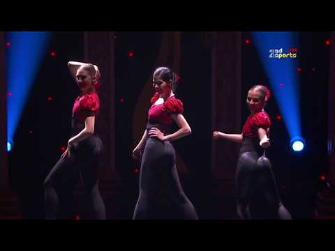 I Tap That Production at the DOLBY THEATRE Los Angeles - Swing Tap - Darley Awards 2018