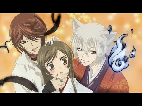 "[Uno] Клип к аниме ""Очень приятно, бог"" 💜Нанами, Томое, Мидзуки, Курама💜"