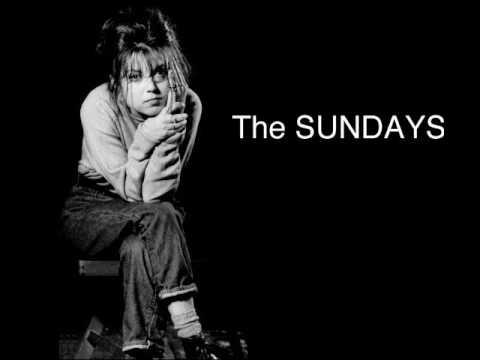 the sundays - through the dark   [ with lyrics ]