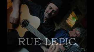 """RUE LEPIC  """"Emilio Armillès / Frédéric Gateau"""""""