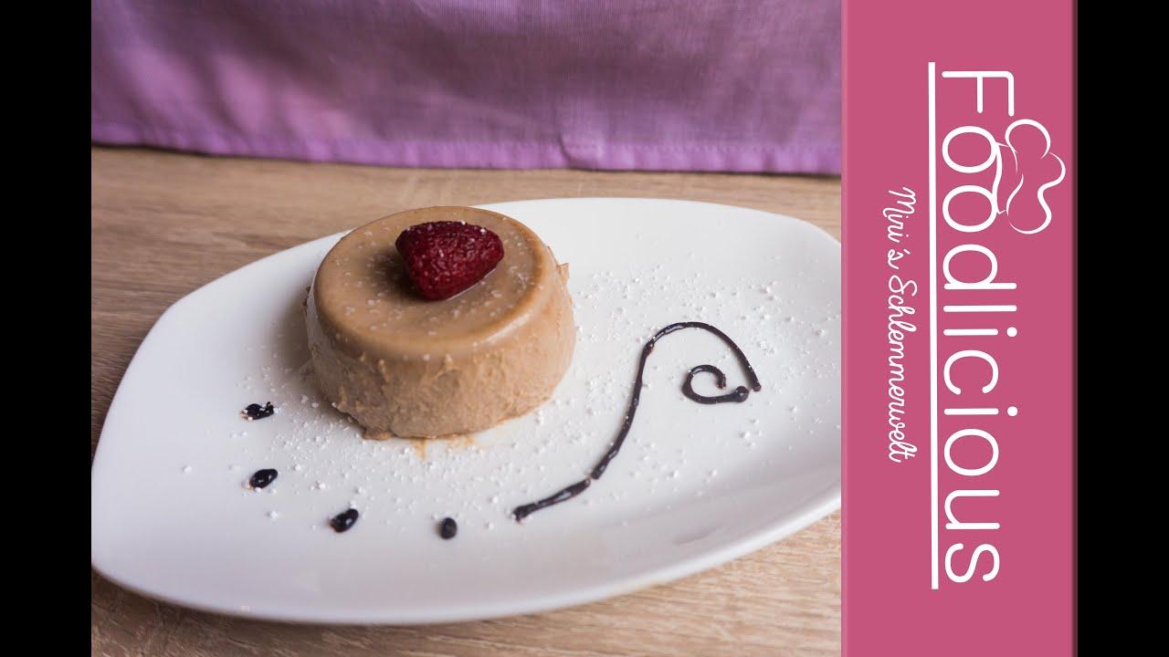 Vorwerk Thermomix Tm5 Nougat Panna Cotta Dessert