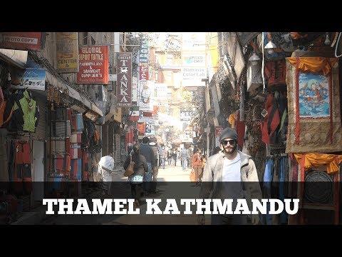 Thamel -- Kathmandu
