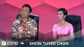 show tuyen chon nguoi bi an - tap 1 - hoai linh  viet huong - chi tai  xuan lan