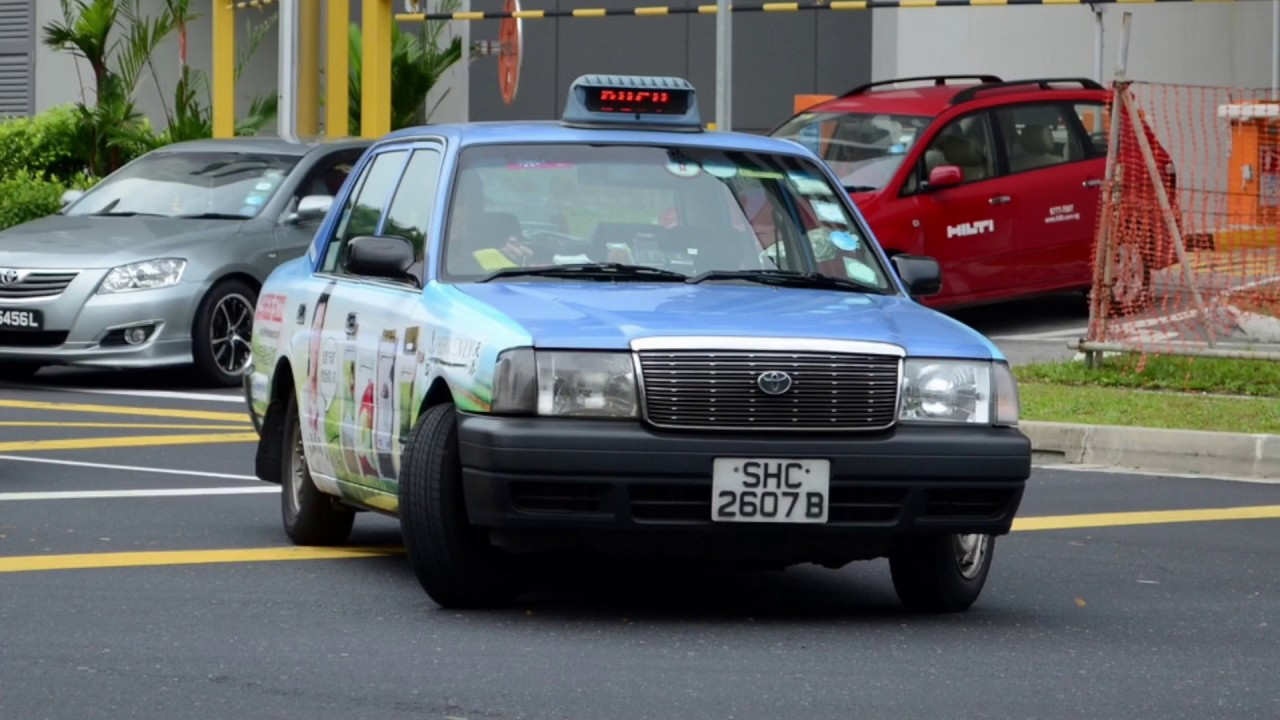 Comfort Toyota Crown Taxi