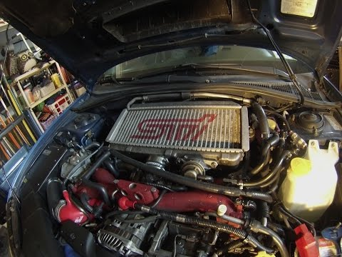 Subaru Service series Part 12 AVCS banjo bolt screen removal