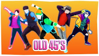 Just Dance Fanmade Mashup - Old 45's by Chromeo (Boyfriends)