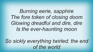 Sentenced - Despair-Ridden Hearts Lyrics