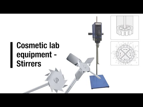 Cosmetic Lab Equipment - Stirrers