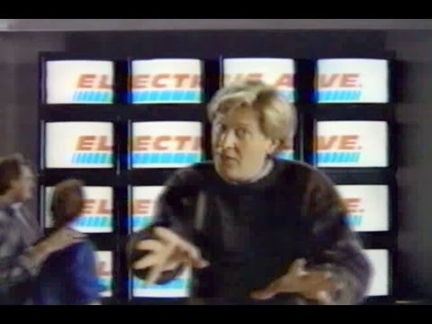Montgomery Ward Electronics VHS Commercial