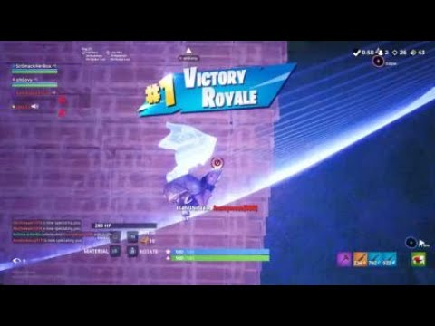 Fortnite 26 kill game