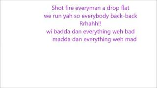 dexta daps- shabba madda pot (lyrics)