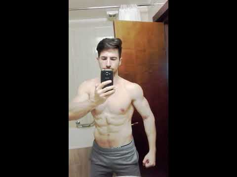 My Abs Progression - Show Off Abs -shredded 16.06.2016 My Body Transformation