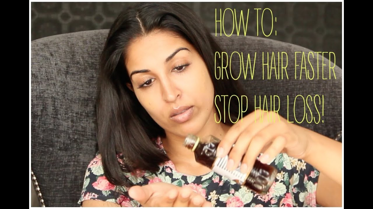 How To Grow Hair Faster Best Hair Loss Balding Treatment