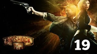 Прохождение Bioshock Infinite — Часть 19 : Могила леди Комсток