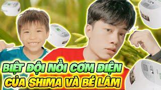 [ Free Fire ] - Shima Và Bé Lâm Có Biệt Đội Nồi Cơm Điện ???