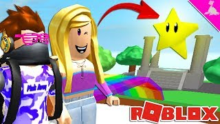 ROBLOX COLLECT THE STARS OBBY!! ( GUY VS GIRL )