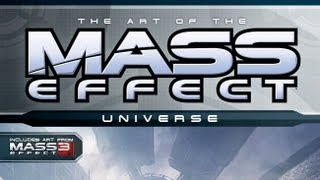 The Art of the Mass Effect Universe (Hardcover Art Book)