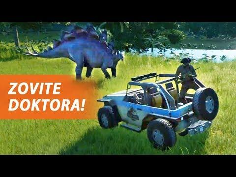 NAJBOLESNIJA EPIZODA DO SADA - Jurassic World Evolution (EP16)