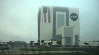 VAB in fog #nasatweetup Thumbnail