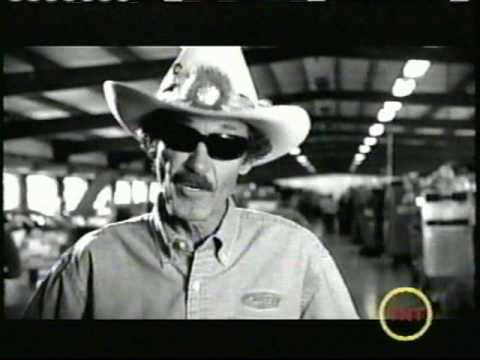 NASCAR on TNT commercial - What is Drama? (2001)