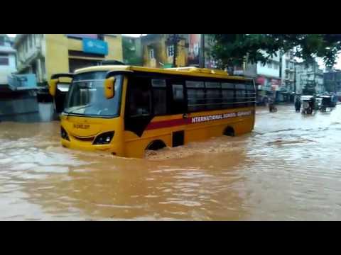 A few hours of rain holds Guwahati to ransom, YET AGAIN