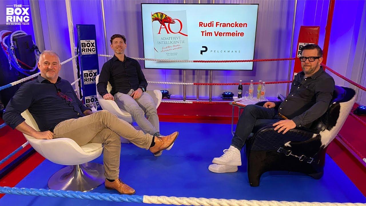 The Boxring met Rudi Francken en Tim Vermeire - in samenwerking met Pelckmans uitgevers