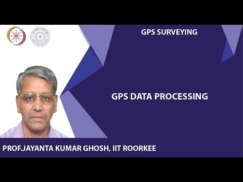 GPS Data Processing