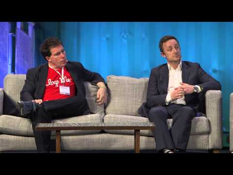 Web Summit 2014, Day 3. Marketing Stage. The Future of Mobile
