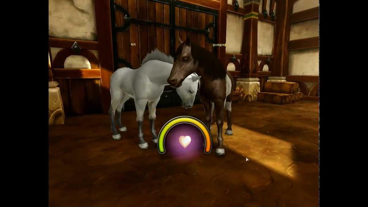 Hästspel online 3d
