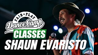 Shaun Evaristo  ★ Let Me Love You ★ Fair Play Dance Camp 2019 ★