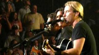 Nickelback-tequila Makes Her Clothes Fall Off & Rockstar With Joe Nichols