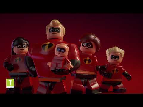Official LEGO® The Incredibles - Announce Full online