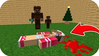 MİRAY ÖLDÜ 😢💔 - Minecraft