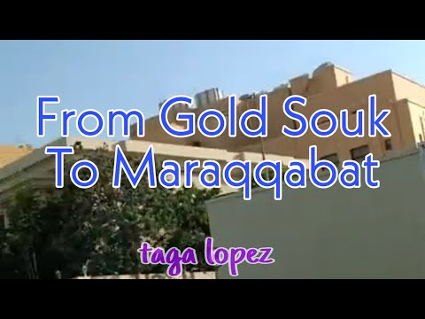 From gold souk to muraqqabat road deira dubai