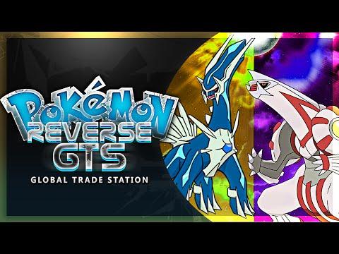 Reverse GTS SUNDAY: SHINY DIALGA & PALKIA! (Pokemon ORAS Reverse GTS Livestream)