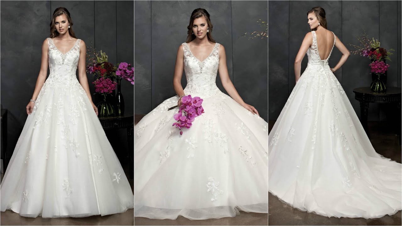 Ball gown wedding dresses unique wedding dresses wedding ball gown wedding dresses unique wedding dresses wedding dresses wd79 youtube ombrellifo Image collections