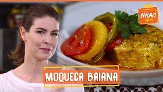Moqueca com leite de coco caseiro | Rita Lobo | Cozinha Prática