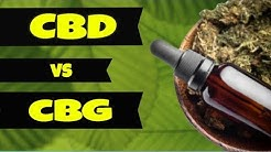 The Differences Between Cannabidiol (CBD) and Cannabigerol (CBG)