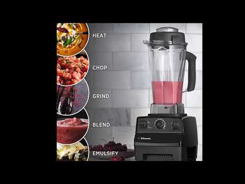 Vitamix 5200 Blender Review Professional-Grade