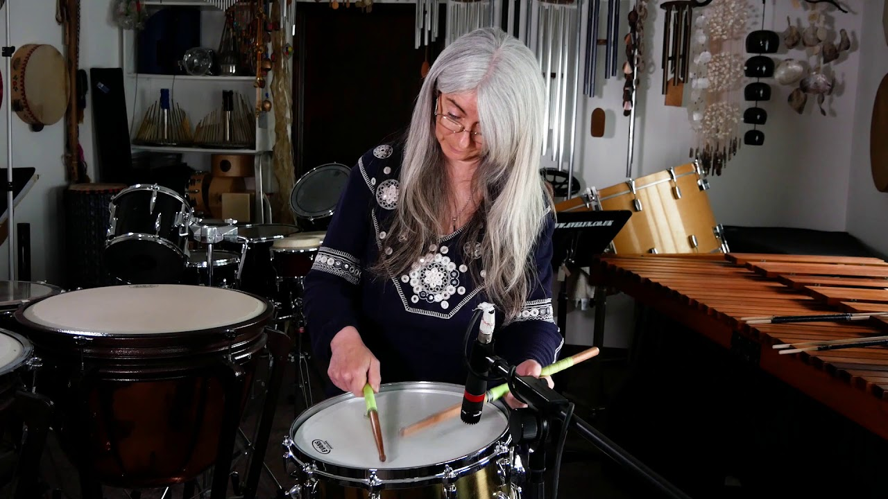 evelyn glennie 30 minute closed snare drum roll youtube. Black Bedroom Furniture Sets. Home Design Ideas