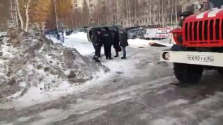 ДТП  с последующей стрельбой в Нижневартовск, 28.02.17