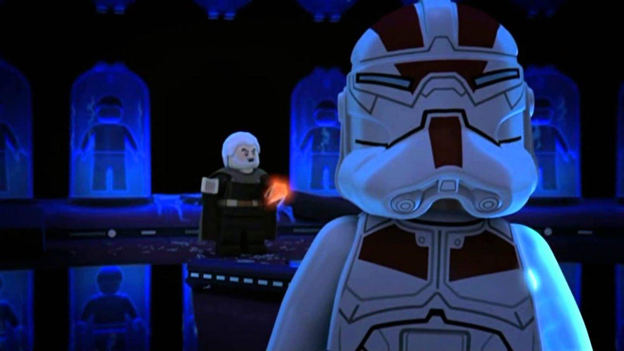 Download Lego Star Wars Yoda Chronicles Battle Scene (Reupload)