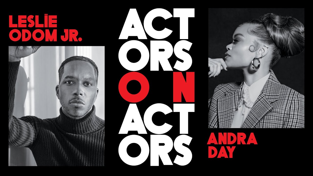 Andra Day & Leslie Odom Jr. On Playing Musical Icons Billie Holiday and Sam Cooke | Actors on Actors