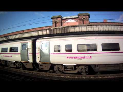 Leeds to Doncaster: Views Across West & South Yorkshire from a Train, England - 17th August, 2014