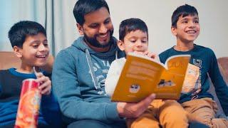 Tariq und Hisham erzählen von Ihrem Alltag, trotz Coronavirus! #MuslimeMachenMut