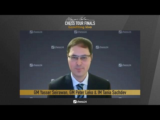Carlsen vs. Nakamura   Magnus Carlsen Chess Tour Final   Day 2