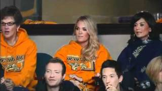Mike Fisher talking about Nashville