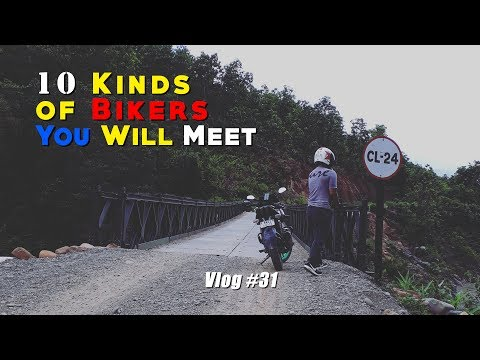 10 TYPES OF BIKE RIDER YOU WILL MEET | WHICH ONE IS YOU | ON MY BIKE